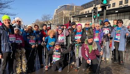 The Big Half – a big triumph for our Silverfit members!