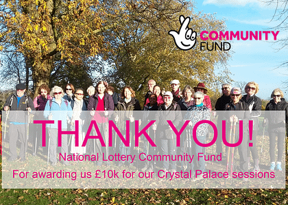 Silverfit awarded £10k from National Lottery Community Fund
