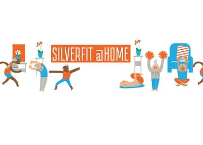 Launch of Silverfit at Home