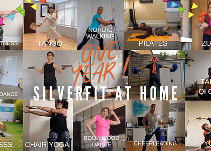 Silverfit @Home celebrates one year!
