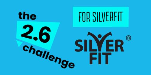 Silverfit's #TwoPointSixChallenge